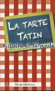 La Tarte Tatin, available from amazon.fr